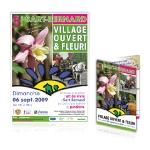 Village Ouvert et Fleuri