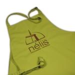 Tabliers d'accueil de la boulangerie Nélis