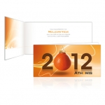 Athomis-Carte de vœux 2012