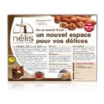 Nélis - Annonce presse
