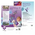 DelphiGenetics - Annonce A4