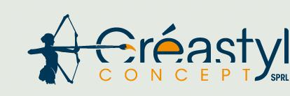 Créastyl Concept sprl Logo