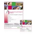 Assurances Jennekens - Publicités