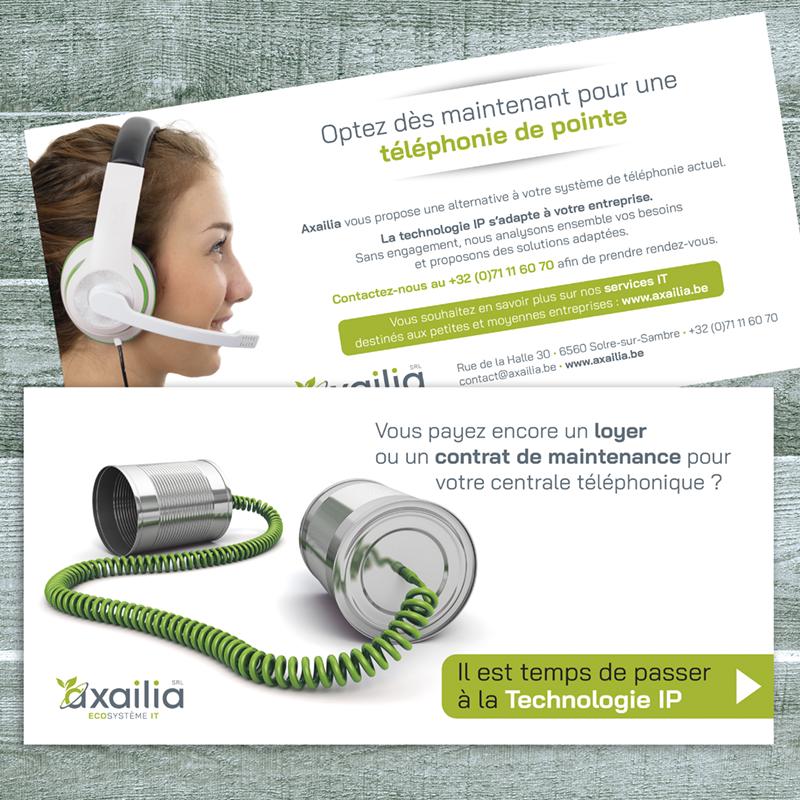 Publicité - Flyer